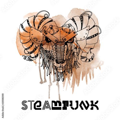 baran-w-stylu-steampunk