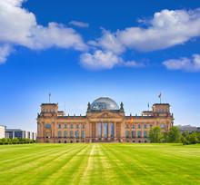 Reichstag Berlin Building Deutscher Bundestag