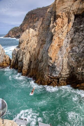 死のダイビング Canvas-taulu