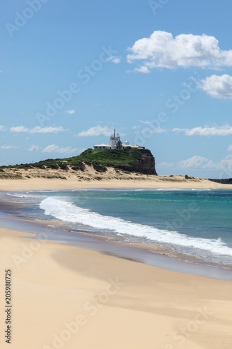 Bys Beach Newcastle Australia Is One Of Most Famous Beaches Located