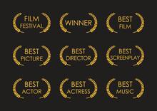 Laurel Prize Sign Film Awards