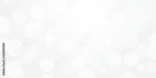 Fotografía  Abstract light blurred bokeh background