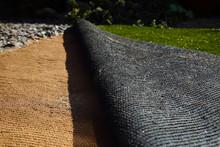 Laying Artificial Grass Turf O...