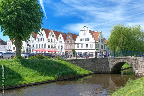 Friedrichstadt w Szlezwiku-Holsztynie - 8856