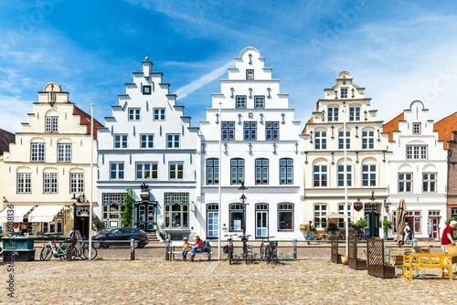 Domy dwuspadowe w Friedrichstadt | Szlezwik-Holsztyn - 8887