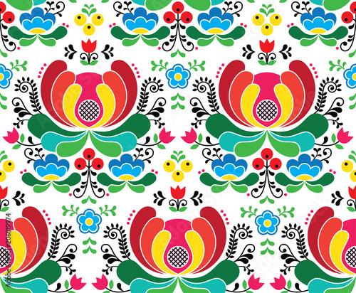 norweski-wzor-sztuki-ludowej-kolorowe-tulipany-hafty