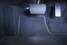 Brake And Accelerator Pedal, A...