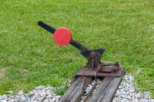 Manual Switch For Rail Tracks