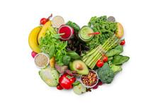 Alkaline Diet Concept - Heart ...