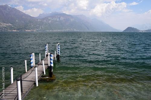 Le Lac de Côme à Menaggio