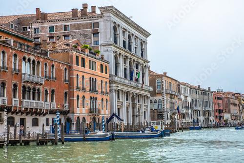 Foto op Plexiglas Venetie Venezia, Canal Grande e Rialto