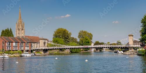 Photo Marlow Bridge