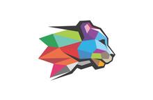 Creative Colorful Polygonal Pa...
