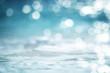 Leinwandbild Motiv water of tropical sea