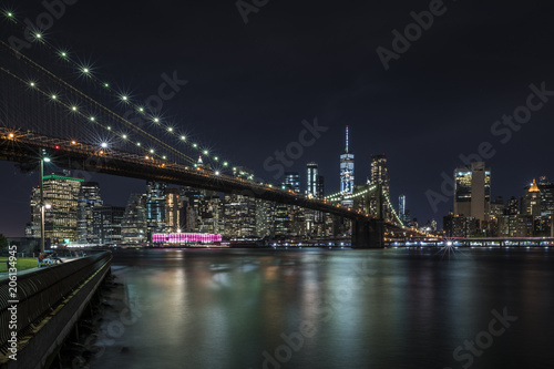 Foto op Aluminium Brooklyn Bridge Brooklyn Bridge