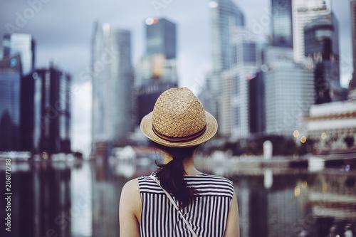 Staande foto Aziatische Plekken シンガポールの風景