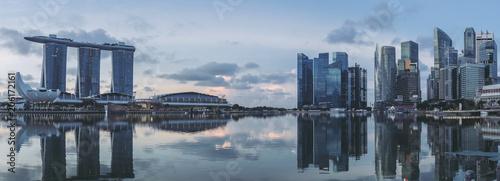 Tuinposter Singapore シンガポールの風景