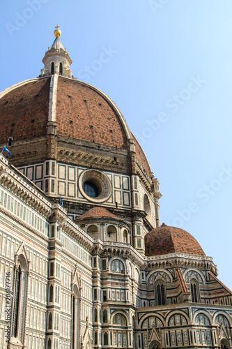 Foto op Plexiglas Florence Duomo, Florence