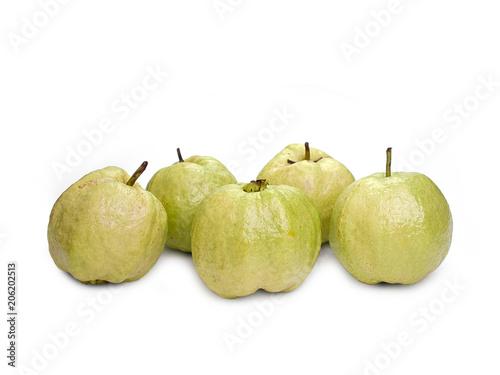 Foto op Aluminium Vruchten Fresh guava fruit.