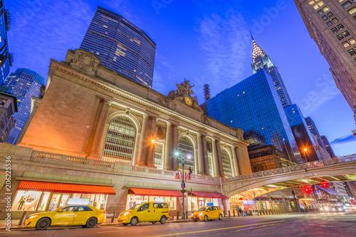 Photo  New York, New York at Grand Centeral Terminal