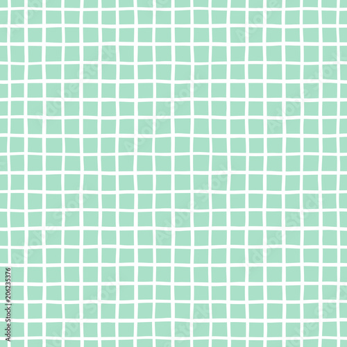 checked-square-plaid-lattice-granting-vector-seamless-pattern-vertical-and-horizontal-hand-drawn-uneven-crossing-stripes-chequered-geometrical-background-white-bars-on-mint-green-backdrop