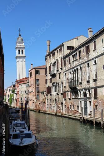 In de dag Mediterraans Europa Ansichten von Venedig.