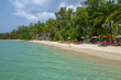 Beautiful tropical beach at Koh Kood island in Thailand