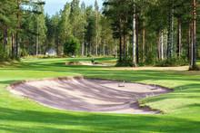 Green Golf Course.