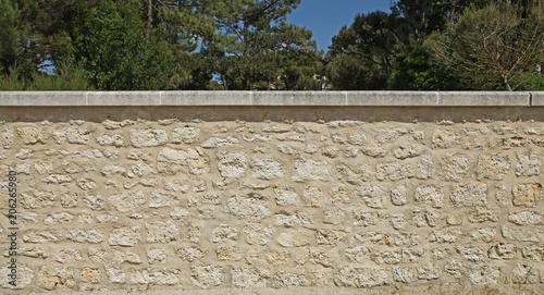 Photo Mur à moellons