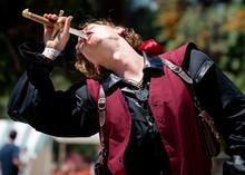Sword Swallow Act Sideshow At ...