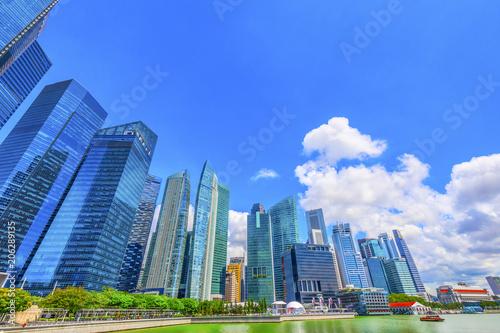 Photo  シンガポールの風景