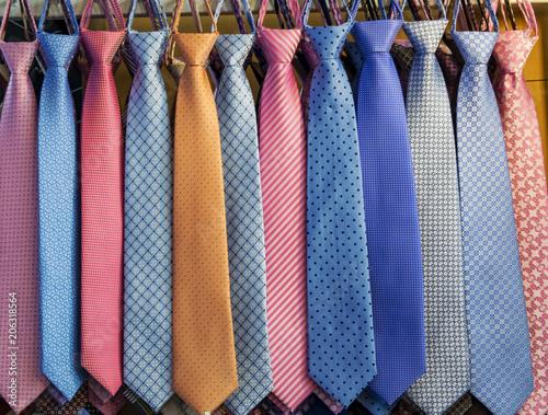 Fototapeta Neckties, Seoul obraz