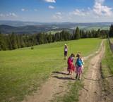 Wakacje-wycieczka w góry