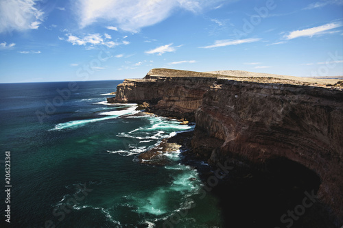 Photo Coastline, Eyre Peninsula, Australia
