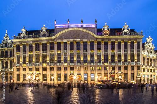Papiers peints Bruxelles Maison des Ducs de Brabant in Brussel, Belgium