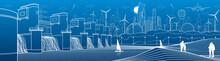 City Infrastructure Industrial...