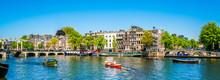 Amsterdam, May 7 2018 - View O...