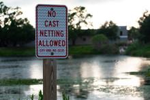 No Netting Allowed