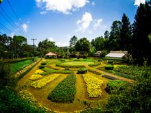 The Royal Agricultural Station Angkhang May 2018 Chiang Mai Thailand