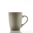Coffee cup isolated on white background. Mock up.