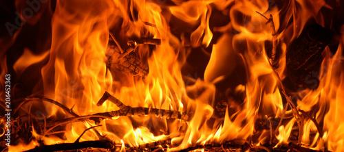 In de dag Vuur / Vlam Fire and Flames
