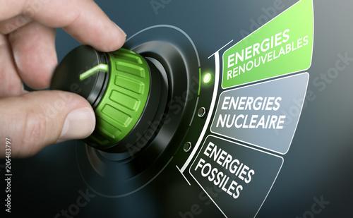 Fotografía Transition énergétique et écologique