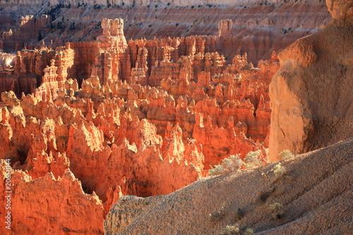 Foto op Canvas Baksteen Bryce Canyon 9