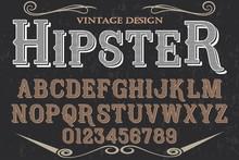Vintage Font Handcrafted Vector Font.Alphabet.Script.Typeface.Label.vector Named Barber Vintage Font Handcrafted Vector Font.Alphabet.Script.Typeface.Label.vector
