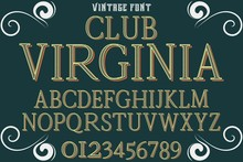 Script Handcrafted Vector Call...