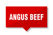 angus beef red tag