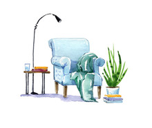 Cosy Armchair, Reading Place W...
