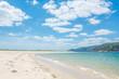 Beach Blue Sky