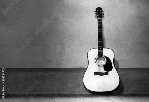 Music poster instrument guitar