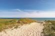 Strandaufgang am Meer